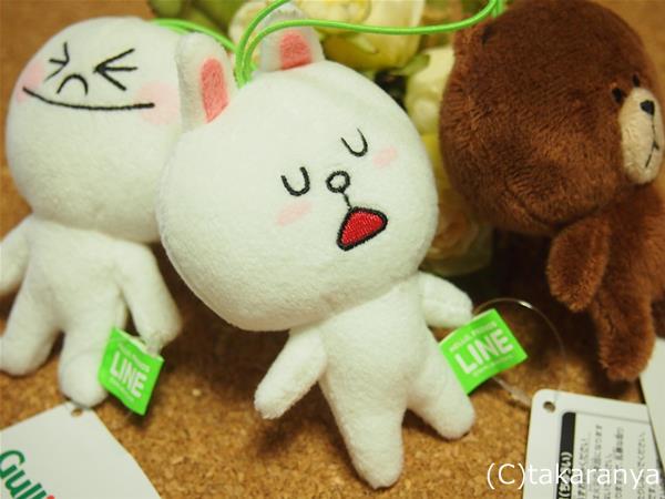 LINE人形かわいい!
