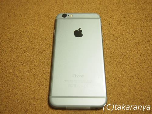 iPhone6 64GB スペースグレイ