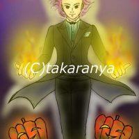 ハッピーハロウィン(C)takaranya