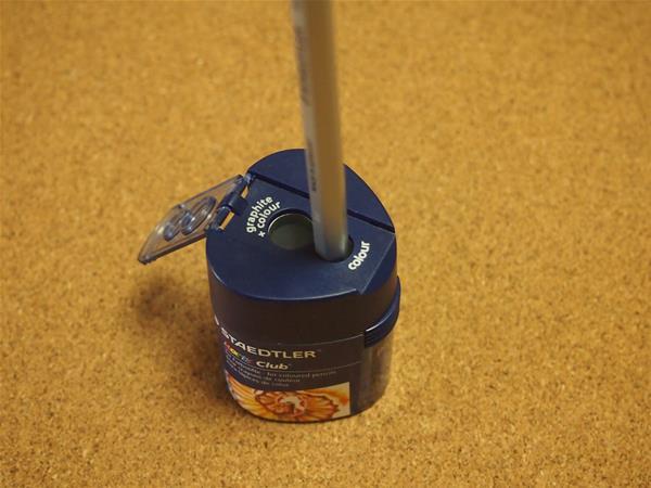 ステッドラー鉛筆削り